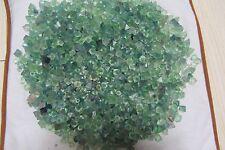 100g Beautiful Blue & Green Fluorite Octahedron Crystals - Bulk Lot 45-60pcs