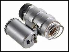 16x  Illuminated LED Mini Microscope