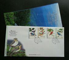 Highland Birds Of Malaysia 1997 Animal Fauna (stamp FDC) *pinang
