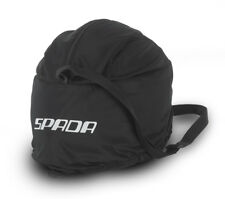 Spada Motorcycle Soft Lining Helmet Bag With Visor Pocket/Carry Strap