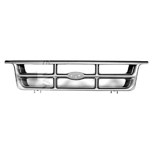New Grille Fits Ford F37Z8200CA