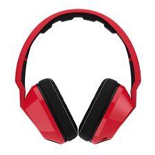 Skullcandy Crusher Over-Ear Kopfhörer mit Mikrofon in Rot Surround Kopfhörer