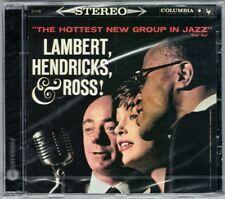 LAMBERT, HENDRICKS & ROSS The Hottest New Group In Jazz Ike Isaacs Harry Edison