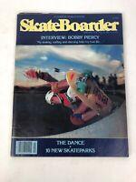 Rare Vintage SKATEBOARDER Magazine Vol 4 No 7 February Feb 1978 Piercy Martinez