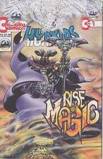 HYBRIDS NO. 1 RISE OF MAGIC CONTINUITY COMIC BOOK 1994