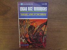 1963 Tarzan, Lord Of The Jungle Edgar Rice Burroughs Ballantine F 772 VG+