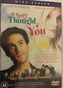 The Very Thought of You - DVD - Region  4, Disc Is Like New💎Free Post📮