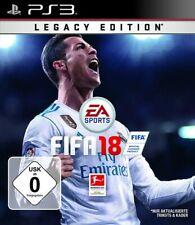 Ps3/Sony PlayStation 3 Juego-FIFA 18 #legacy Edition (ar) (con embalaje original)