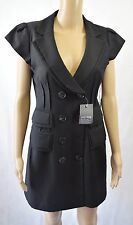 Bnwt Nanette Lepore Brat Pack Dress In Black - Size 6 (R68)