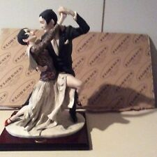 "Giuseppe Armani Figurine "" Takes Two To Tango "" #1704 C"