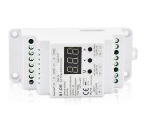 230V 2CH AC Triac DMX 512 LED Decoder DIN Dimmer Controller DMX Driver 288W