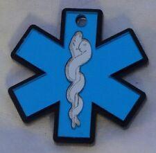 Personalized EMT Key Chain Custom Name Engraved Free keychain keyring Medical