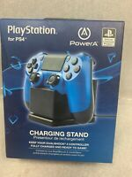 Power A Single Charging Station For PlayStation 4 Dualshock 4 Controller PS4