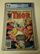 Thor #338 Marvel Comics CGC 9.6 Beta Ray Bill Newsstand