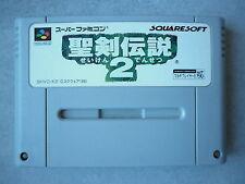 Secret Of Mana / Seiken Densetsu 2 jeu Super Famicom / Super Nintendo