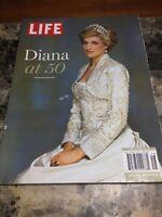 2011 Life Specials Diana At 50 Time Inc. Magazine Princess Diana