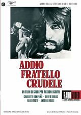 ADDIO FRATELLO CRUDELE DVD RAROVIDEO - CHARLOTTE RAMPLING - FABIO TESTI