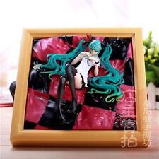 Hatsune Miku World Is Mine Figure Natural Frame PVC Figure Doll Anime Toy AU