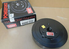 "Professional Products 80002 PowerForce Harmonic Damper, SB Chevy, 8.0"", Int Bal,"