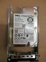"Dell Compellent 600GB 15K 2.5"" SAS 12Gb/s Hard Drive HDD With Caddy TC05P 0TC05P"