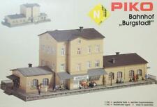 """Piko 60023 N - Bahnhof """" Burgstadt """"  NEU & OvP"""