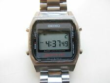 Seiko Sports 100 vintage LCD A914-5000 watch ~ running