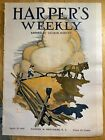 1913 HARPERS WEEKLY ~ GREAT COLOR COVER ~ ROBERT E LEE CENTERFOLD