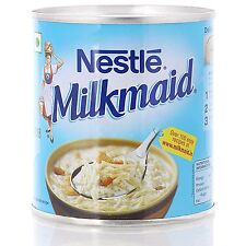 Nestle Milkmaid Sweetened Condensed milk Can be used to make sweets - 400 gm
