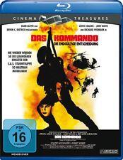 Das Kommando [Blu-ray] Lewis Collins, Judy Davis, Richard Widmark * NEU & OVP *
