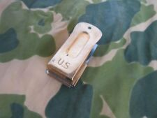 US Army D-DAY Paratrooper Signaling Cricket Clicker Invasion Clacker Marine WWII
