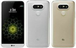 *NEW LG G5 H830 - 32GB - 4G LTE Android Smartphone -  Unlocked - Gold / Silver