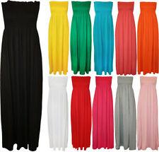 Plus Solid Maxi Dresses for Women