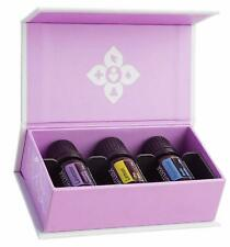 doTERRA 5ml Lavender Lemon Peppermint Set Essential Oil Aromatherapy Post