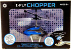 I-Fly Chopper Braha Miniature Flying Helicopter 🟦 Blue 🟦