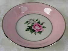 Royal Jackson Countess Margaret Rose Pink Fruit Dessert Sauce Bowl