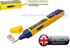 4 IN 1 MULTI-FUNCTION ELECTRONIC TESTER VOLTAGE DC AC PLASTIC SAFE ACCURATE