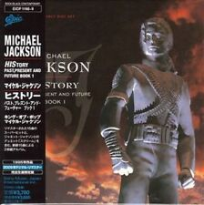 "MICHAEL JACKSON ""History 1995/2009"" Japan Rare Mini LP 2CD OOP EICP-1198-9 NEW O"