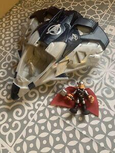 Playskool Heroes Marvel Jet & Thor Figure