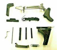 GLOCK 26 Gen-3 Lower Parts Kit OEM 9-MM P80 Spectre PF940-SC Polymer LPK Build