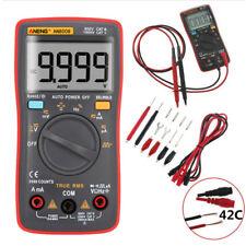 AN8008 True-RMS Digital Multimeter 9999 zählt Square Wave Spannung Amperemeter