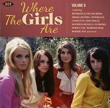 NEW Where The Girls Are Volume 9 (Audio CD)