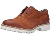 Miz Mooz Womens Oxford Germanie Caramel Leather, Sz.(41eu ) 9.5-10 us $65