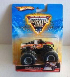 Mattel Hot Wheels 2009 Eliminator Monster Jam Truck 20/75