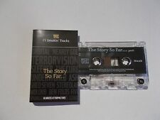 VOX the story so far CASSETTE ash the cure shed seven sleeper terrorvision