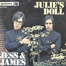 7inch JESS & JAMES change HOLLAND +PS 1968 MOD SOUL FREAKBEAT FUNK