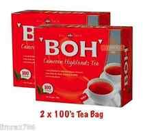 BOH Cameron Highland Tea Combo Pack 2 x 100 Tea Bag