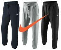 Nike Mens Joggers Sweatpants HBR Tracksuit Bottoms Fleece Trousers Cotton