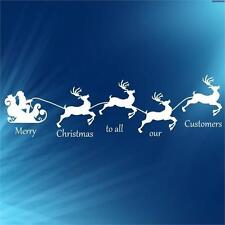Christmas Vinyl Wall Decals & Stickers