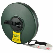 Drakes Pride 100' Bowls Tape Measure