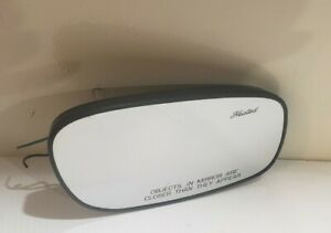 1998-2011 LINCOLN TOWNCAR PASSENGER RIGHT SIDE HEATED MIRROR GLASS OEM